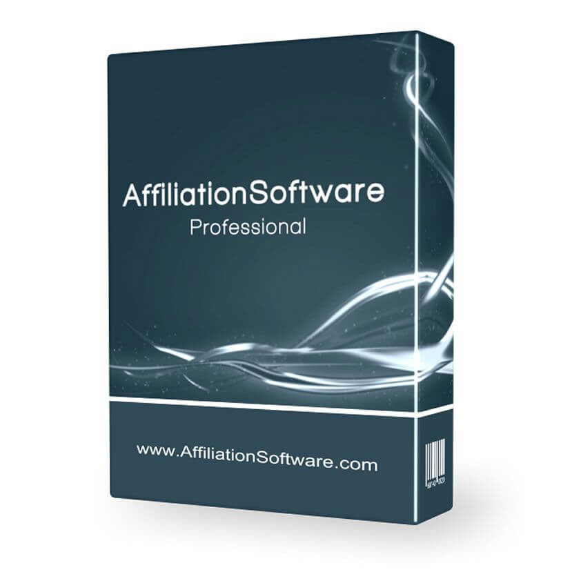 Affiliate marketing software